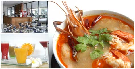 Tom Yam Kung | The one of favoruite Thai Food
